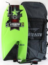 Stealth Bodyboards Delta PE Core Package Deal - 2012/13 Model