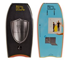ID BODYBOARDS Glen Thurston All Round Template - Freedom Six (PP) Core - Contour