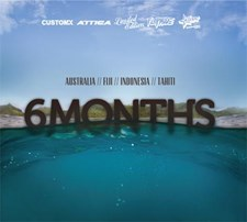 6 Months Dvd by Ewan Donnachie