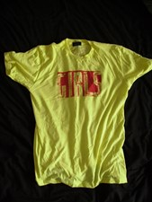 PLASTIC PEOPLE GIRLS T SHIRT - Yellow