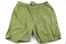 I AM NONE Harvest Green Shorts