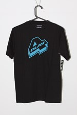 4PLAY LOGO T- Shirt -  Black