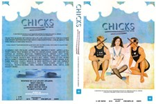 CHICKS Bodyboard Dvd