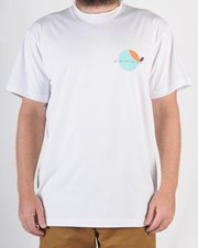 GRAND FLAVOUR Clean Skin T Shirt - White