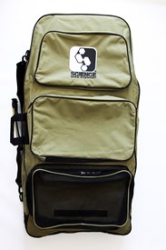 SCIENCE TRI POUCH DOUBLE BOARDBAG