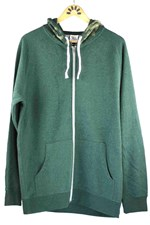 FLIP MODE CLOTHING -  Spruce Splatter Zip Up Hoody
