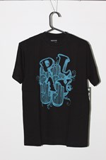4PLAY Forest Fingers T- Shirt - Black