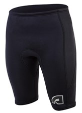 ATTICA 2mm WETSUIT SHORTS BLACK/ SILVER - 2012/13 SUMMER