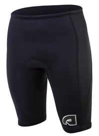ATTICA 2mm WETSUIT SHORTS BLACK/ SILVER - 2013/14 SUMMER