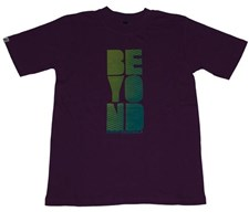BEYOND CLOTHING Big Bertha T Shirt - Purple