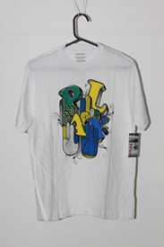 4PLAY Forest Fingers T- Shirt - White
