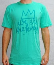 GRAND FLAVOUR Kings T Shirt - Mint
