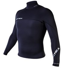 ATTICA WETSUITS THERMAL LONG SLEEVE HEAT VEST - 2012/13 SUMMER