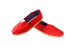 Applegator Shoes - Red