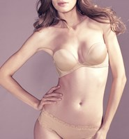 Finelines Refined Lines 6-way Plunge Strapless bra 
