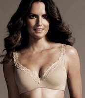Berlei Barely There T-shirt Bra with Soft Lace Detail