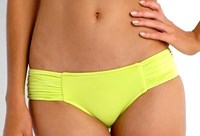 Seafolly Goddess Ruched Sided Hipster Bikini Pant 