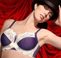 HotMilk A Little Drama Maternity Bra