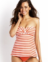 Seafolly Seaview Trapeze Tankini Singlet