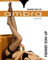 Ambra Fishnet Stay up