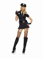 Leg Avenue Dirty Cop Costume