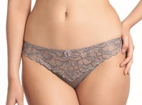 Fauve Chloe Brief in Mink