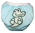 MONKEY DOODLEZ SWIM NAPPY-HAPPY CROC
