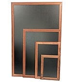 Blackboard with Antique effect frame