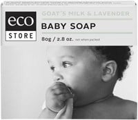 Eco Store Baby Goats Milk Soap