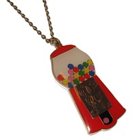 Great Big Gumball Machine Pendant was £8 now £4.00