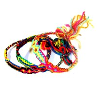Handmade Friendship Bracelets - Pack of 3