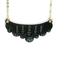 Russian Doll Family Statement Necklace was £18 now £12