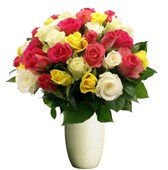 Beautiful Bunch Of Mixed Roses, Choose You Colours