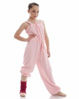Energetiks Ribbed Jumpsuit, Childs, CW10
