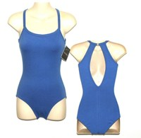 CLEARANCE, Sodanca Leotard 2258, Magenta & Blue