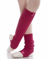 Energetiks Ribbed Stirrup Ankle or Arm Warmer, AWL01