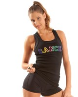 NEW 2013, Energetiks 'Dance' T-Back Singlet, AC65