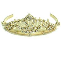 Gold Tiara, 4185