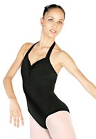 CLEARANCE, Sodanca Leotard, Black, 7473