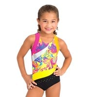 Capezio Slash Racerback Leotard