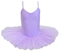 Girls Princess Line Tutu, (Budget Range), Lilac