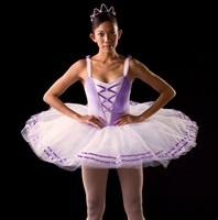 Coppelia Tutu, Pancaked, Girls sizes, Colour: Mauve