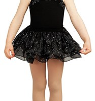 CLEARANCE, Capezio Bedazzled Pull On Skirt