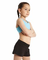 Energetiks Debut Roll Top Short, Child's, DCAS2