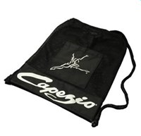 Capezio Mesh Logo Backpack