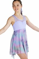 Strut Stuff Harmony Dress, Lilac/Mint