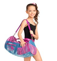 NEW, Capezio Sparkle Duffle Bag