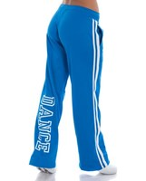 SPECIAL, Energetiks DC Striped Hip Hop Pants, Adults, Electric Blue, AAP38
