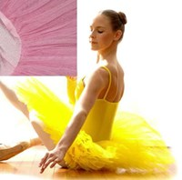 Performance Tutu, Childs Sizes, Ballet Pink (Colour shown in insert)