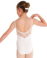 NEW 2013, Energetiks Lace Detail Camisole Leotard, CL71